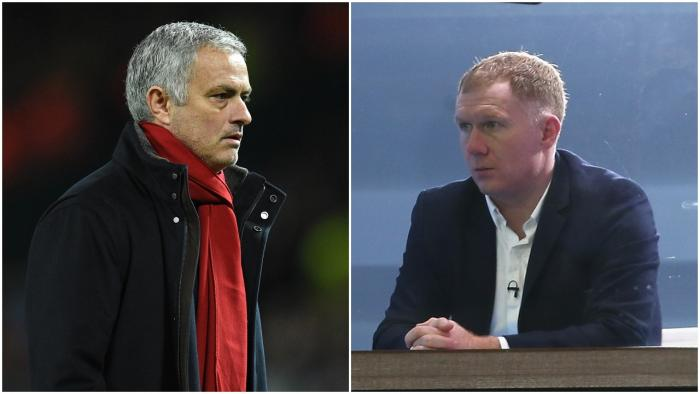 Jose Mourinho hits back at Manchester United legend Paul Scholes over Paul Pogba criticism – talkSPORT.com