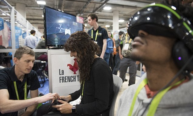 The future of gaming revealed at CES
