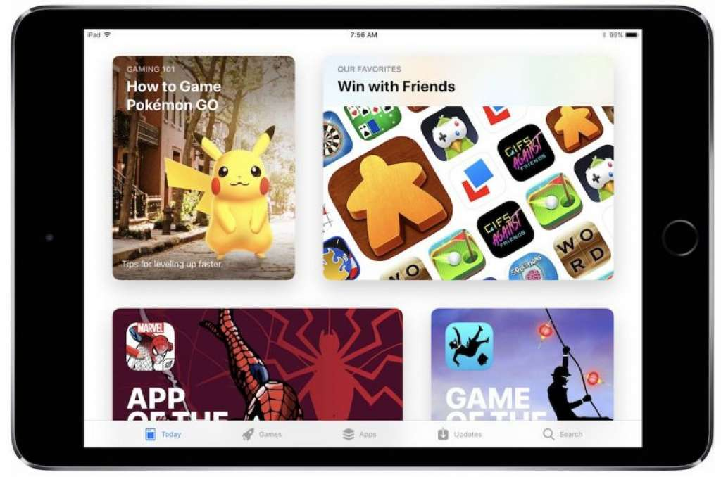 Apple's Greg Joswiak Talks Mobile Gaming