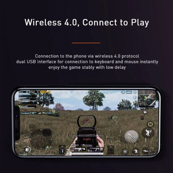 Mobile Phone Game Adapter